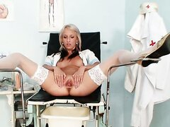 Karolina Nasty Nurse Video/Karolina