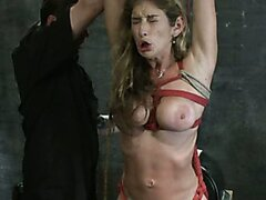 Hard Bodied Slut, Felony, is Torn Apart YL During a Long Day of Brutal Torture