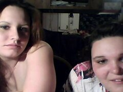 Fat Chubby Teens playing with their Tits and Pussy on Cam-5