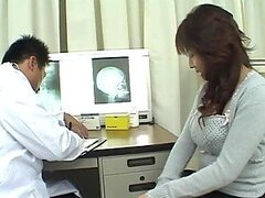 Asian Girl Fucked Hard By Her Doctor