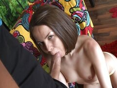 Lovely Rita Jalace gets fucked by a big dick