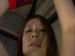 Asian pervert with big honeydew melons fucked