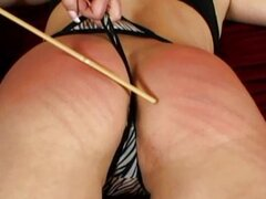 Sexy Submissive Spanked