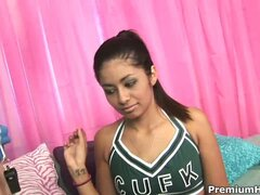 Ruby Rayes naughty cheerleader hoe