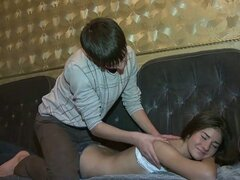 Passionate russian teen lovers in hd