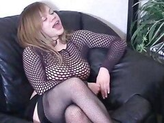 Ass cleaner loves the sight of his mistress ass that hes willing to stick his tongue deep down its dirty hole
