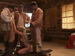 You gotta love a gangbang period piece...