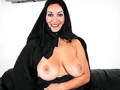 100% Iranian First-Time MILF!