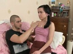 Perfect russian intercourse from Moscow