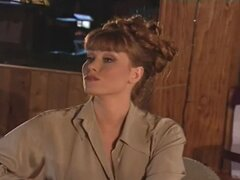 Darla Crane - Busty Red-haired Milf Anal