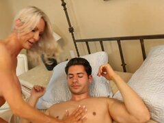 Horny milf Emma Starr is mad about ardent cock riding