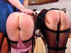 The spanking show