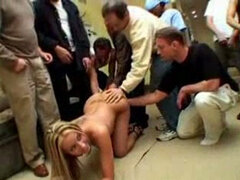 We pounded her doggy style...