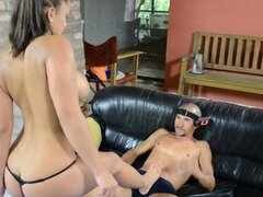 Ballbusting Mix  Erotic Female Domination part five
