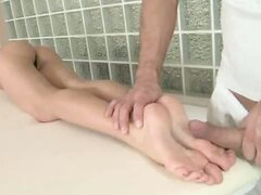 Surprising Foot Massage