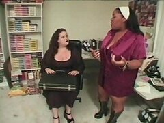 BBW Interracial Threesome