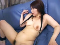 Busty Asian girl...