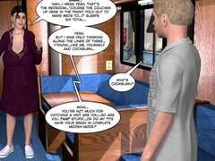 3D Comic: The Uncanny Valley 1