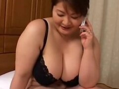 JAPANESE BBW MOTHER