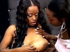 Beauty Dior And Her Friend Team Up For A Hot Threesome