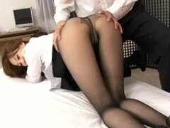 Kinkiest sexy Ameri Ichinose is a maid with extra duties