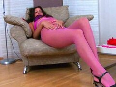 Body in pantyhose