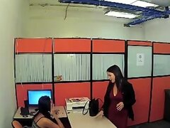 Security cam sexual scandal
