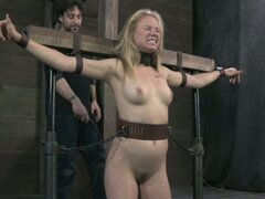 Tracey sweet bonded and flogged