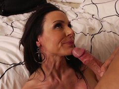 Lustful girl Kendra Lust gets fucked in business trip