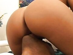 Curvy Big Ass Latina/Ines Ventura
