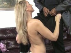 Julia ann gets covered in cum