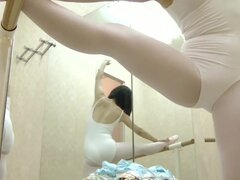 Ballet changing room spy cam reveals some naughty mysteries