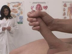 handjob from Doctor