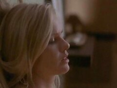 Hot Blonde Andrea Roth Has Her Sex Interrupted By A Robber
