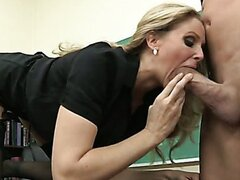 How To Handle Your Students 9/Julia Ann. Part 2