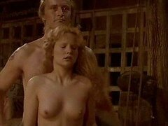 Jennifer Jason Leigh and Rutger Hauer Medieval Nudity