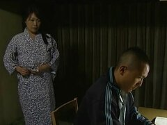 Japanese MILF is having kinky mature sex