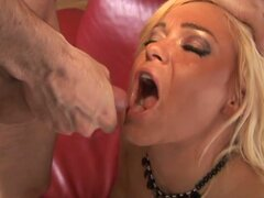 Crista Moore couldnt wait to get herself cummed after a nice fuck