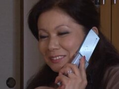 Lonely Housewife Chizuru Iwasaki Gets Some Wild Sex