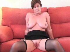 Britain's most hottest grannies showing all