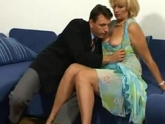 Naughty mom likes getting laid with some fresh dudes