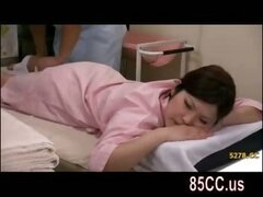 wife seduced fucked by masseur nearby husband 01