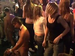 Hot Sex Party With Horny Babes And Hard Strippers
