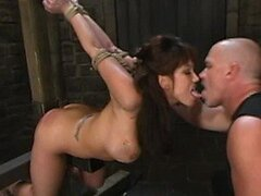 Sexy Milf Gets A Serious BDSM Treatment From Horny Guys