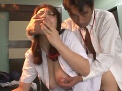 Japanese doctors have some naughty banging in the operating room