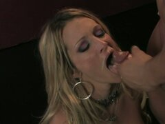 Fierce milf slut Jessica Drake gets pounded hard from behind