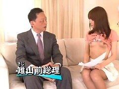 Sexy Rina Kato Gets Fucked As She Makes Interviews On Her TV Shows
