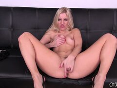 Blind rage and sexual hunger overwhelms pretty babe Ashley Fires