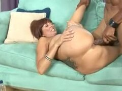 Milf has a black lover that pleases her cock