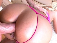 Big Breasted Blonde Slut Bridgette B Getting Her Ass Fucked